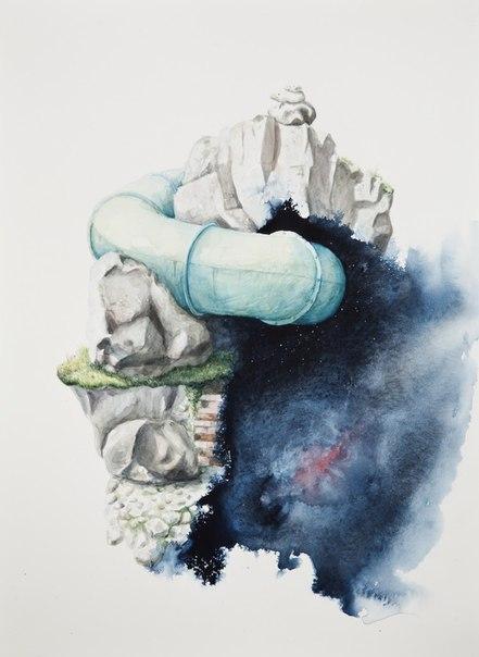 Carmel Seymour - Художник из Рейкьявика