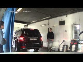very bad car wash fight / драка на автомойке