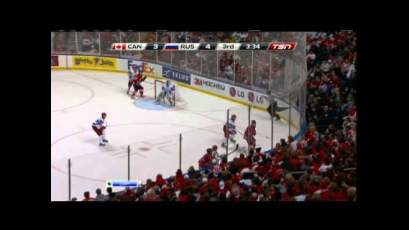 Финал ЧМ-2011 (U-20). Канада - Россия. 3-ий период