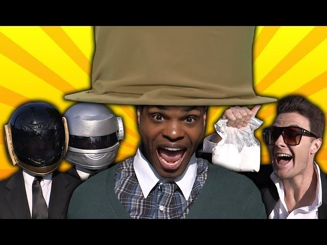 Pharrell Williams - Happy PARODY