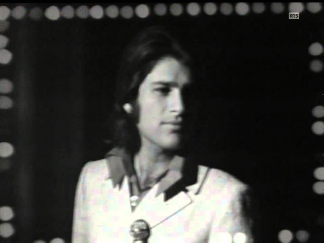 Mike Brant Laisse moi t'aimer 1971