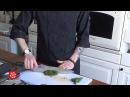 Мастер класс по нарезке продуктов японскими кухонными ножами