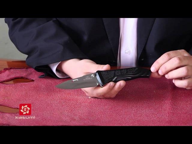 Рассказ о компании Rockstead и обзор складного ножа TEI/S/ZDP