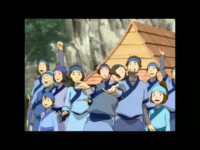 Avatar - Rabid Kyoshi Island Fan