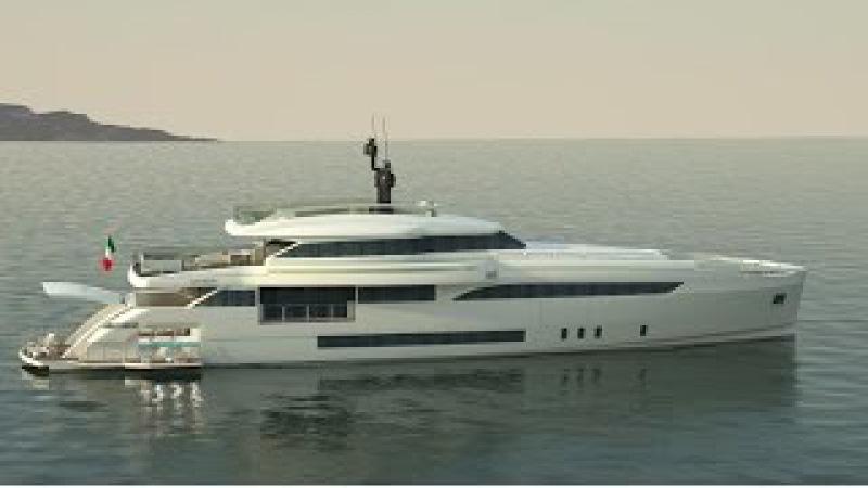 WIDER 150 | 46m Diesel-Electric Motor Yacht