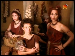 Грозовые камни 2 сезон 8 серия (34) The Mysterious Valley HD
