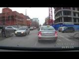 Поведение наших пешеходов на дорогах...