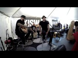 Three Days Grace - Live Acoustic - Fallen Angel - KISW Pain in the Grass  - Seattle