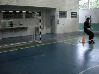 3 тренировка вратаря PROF TIAGO PONTES