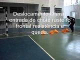 4 тренировка вратаря  PROF  TIAGO PONTES