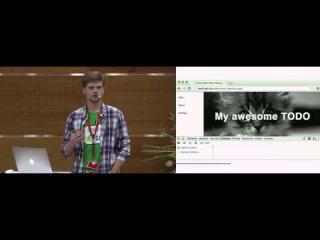 Суперсилы Chrome Dev Tools | FrontTalks 2014 | Роман Сальников, 2GIS