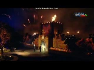"""История - это попало в историю! В Азербайджане зажгли факел первых Европейских игр """"Баку-2015"""" Церемония зажжения огня первых Ев"""
