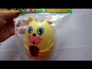 Видео обзоры детские игрушки 2015 - Неваляшка Кот (kidtoy.in.ua)