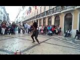 leandro entra na dança com gaspar silva em lisboa - YouTube[via torchbrowser.com]