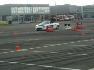 Ростов Драйв Шоу: Toyota MR2 vs Volkswagen Scirocco