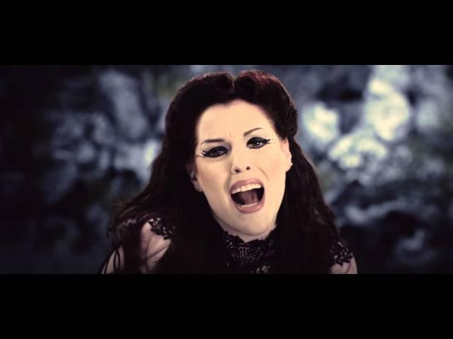 SIRENIA - Seven Widows Weep (OFFICIAL MUSIC VIDEO)