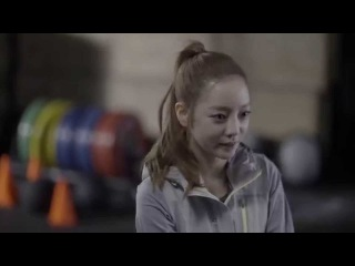 The reason for the exercise - Reebok '100 days Fitness Project'