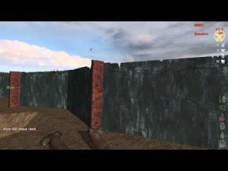 DayZ Mod: Origins - M60 vs Mi-8