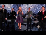 Jackie Evancho - Silent Night (feat. The Tenors) - HD