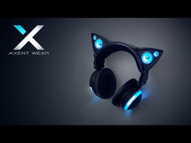 Axent Wear - Cat Ear Headphones Indiegogo