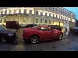 Ferrari в W Hotel(SPB), Виталий Петров (первый российский  пилот FORMULA 1)