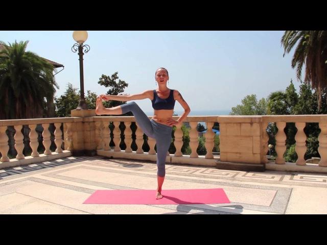 Студия йоги и аюрведы ЙОГА ИНН Хатха йога Видеоурок