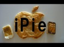 IPie Apple Pie iPhone Pie 簡単スイートポテトアップルパイつくってみた