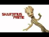 Hot Toys Little Groot 1:4 Scale Guardians of the Galaxy Movie Collectible Action Figure Review