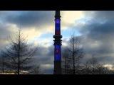 Останкинская телебашня в Москве - 12 марта 2015