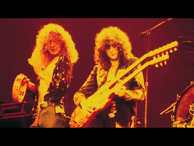 Led Zeppelin Immigrant Song Live 1972 Official Video