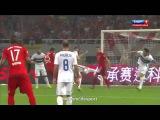 Bayern Munich vs Inter 1 0 All Goals Highlights 2015 Бавария Интер