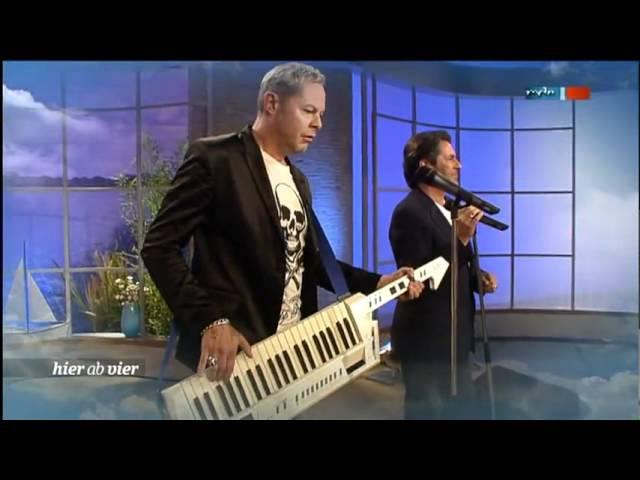 AndersFahrenkrog. Summer Of Love. Live MDR Hier ab vier 15.06.2011.