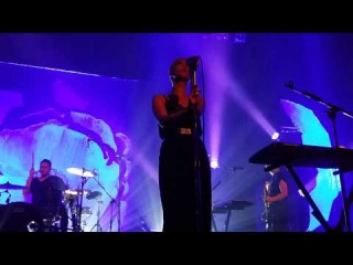 The Naked and Famous - Grow Old (Live at Milwaukee Pabst Theater, June 3, 2014)