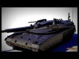 Танк  Т-14 АРМАТА (Ночной призрак). Парад 9 мая 2015. Новый танк