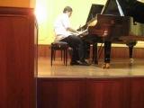 Prokofiev Piano concerto №2 g-moll ор.16 (Ivan Kopyonkin)