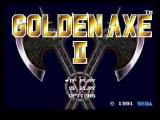 Golden Axe 2 The Duel SEGA Полное прохождение#МондешВилль