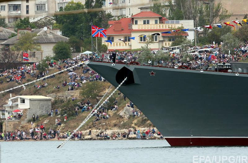 В Севастополь привезли тела 26 погибших в Сирии морпехов РФ