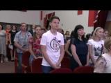 Торжественная церемония вручения паспортов состоялась в Будённовске