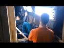 """Ленинград 46, """"Дембельский вагон"""".  Santilov. АЭ. Александр Э. Как снимается кино. Как это было. о кино. съёмки . фильм ."""