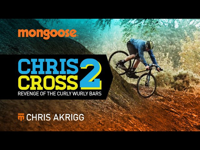Chris Akrigg-CHRISCROSS 2 (Revenge of the curly wurly bars)