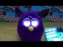 Ферби на русском - видео обзор игрушки Furby Boom Ферби Бум + Приложение Iphone
