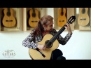 Nora Buschmann plays Baiao by Carlos Aguirre on a 2007 Philip Woodfield
