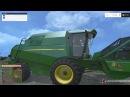 Рабочие будни 13 день Массовый выезд на поле Farming Simulator 2015