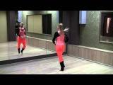Интересный видео урок танцев для похудения