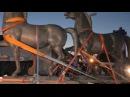 Вести.Ru: Сенсация в мире искусства: в городке Бад-Дюркхайм на складе найдены шедевры скульптуры