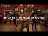 Tricia Miranda Rihanna - Bitch Better Have My Money