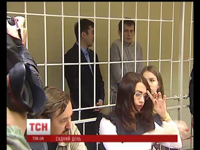 Російські спецназівці Єрофеєв і Александров постали перед українським судом