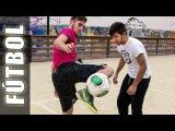 AKKA 3000 Tutorial - FutboStreet Football Skills