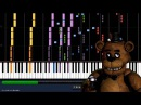 IMPOSSIBLE REMIX Five Nights at Freddy's Song The Living Tombstone