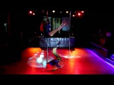 CatWalk V - Rita Maiskaya and Polina Dmitrieva, pole dance exotic duet, profi